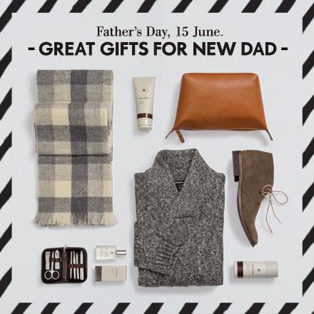 great gifts for new dads