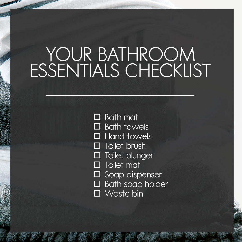 bathroom essentials 28 images 10 bathroom essentials
