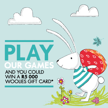 Play and win a R5 000 gift card