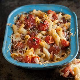 Macaroni cheese with crispy bacon   Woolworths.co.za