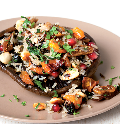 ... brown rice and grilled vegetable salad brown rice salad with cumin and