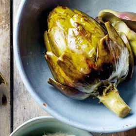 Artichokes With Parmesan Mayonnaise Woolworths Co Za