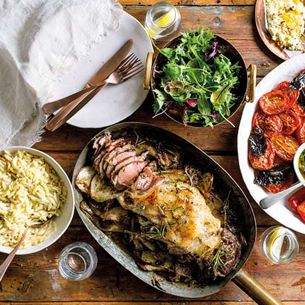 Delicious easter menus woolworths delicious easter menu ideas negle Images