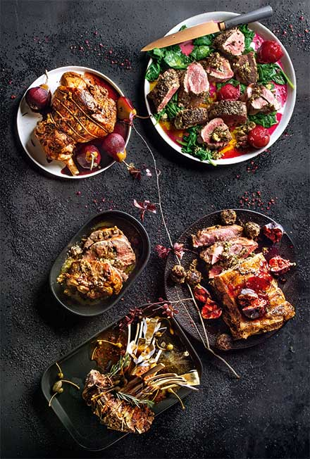 Our festive menu collection woolworths our festive menu collection forumfinder Gallery