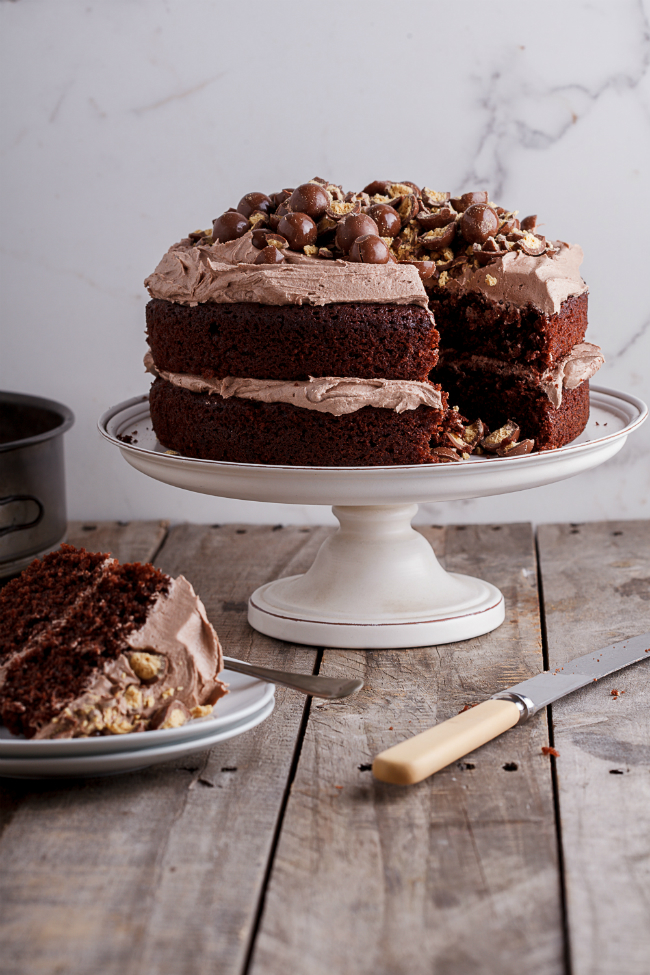Indulgent easter cakes woolworths indulgent easter cakes negle Images