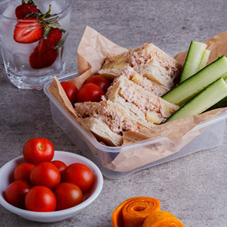 TRADITIONAL LUNCHBOX IDEAS