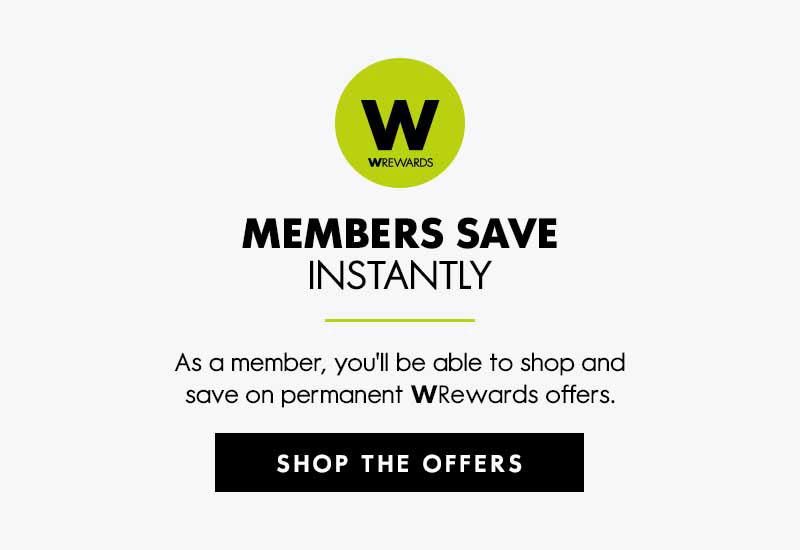 Members save instantly