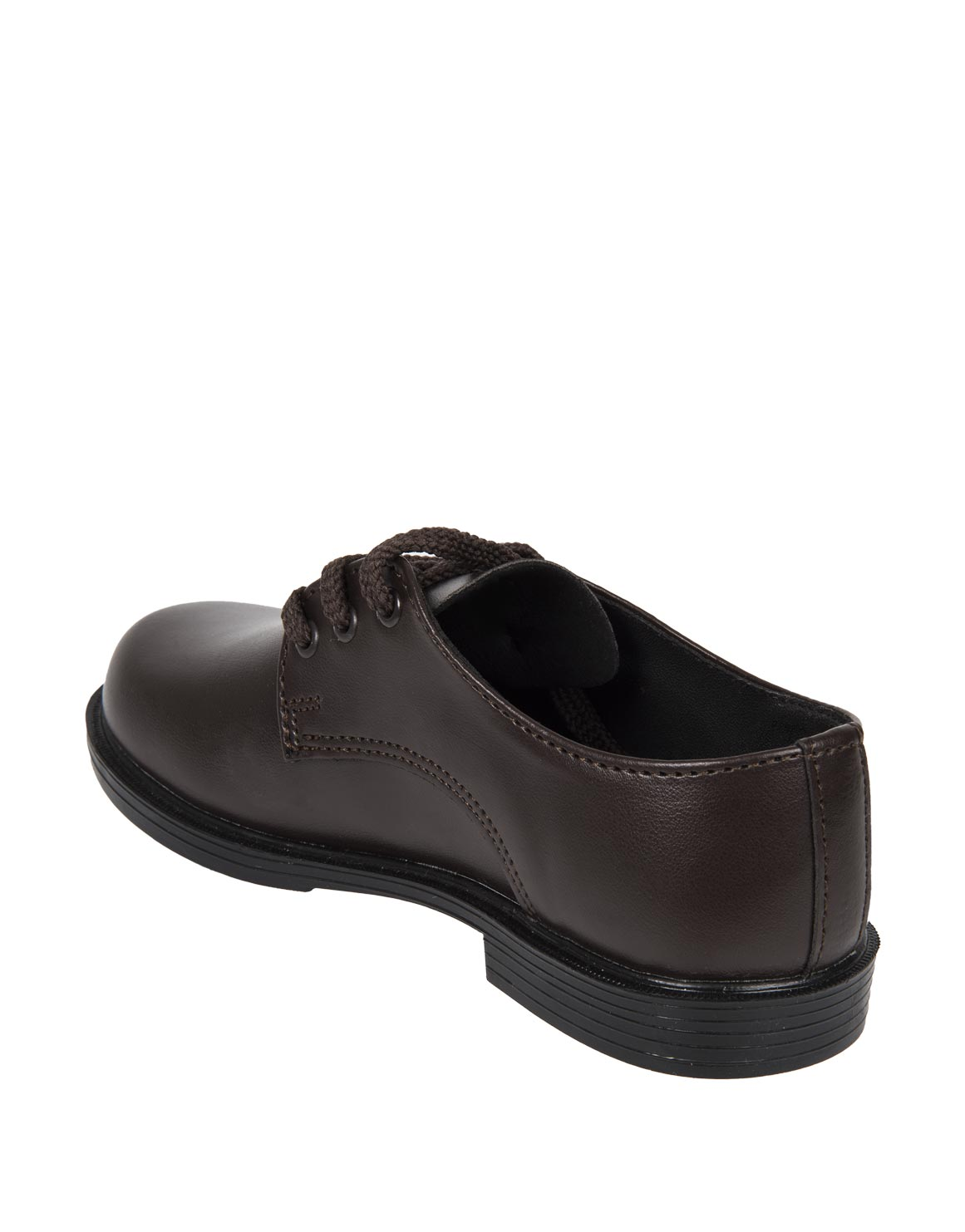 Lace Up School Shoes (Size 8-1) Younger