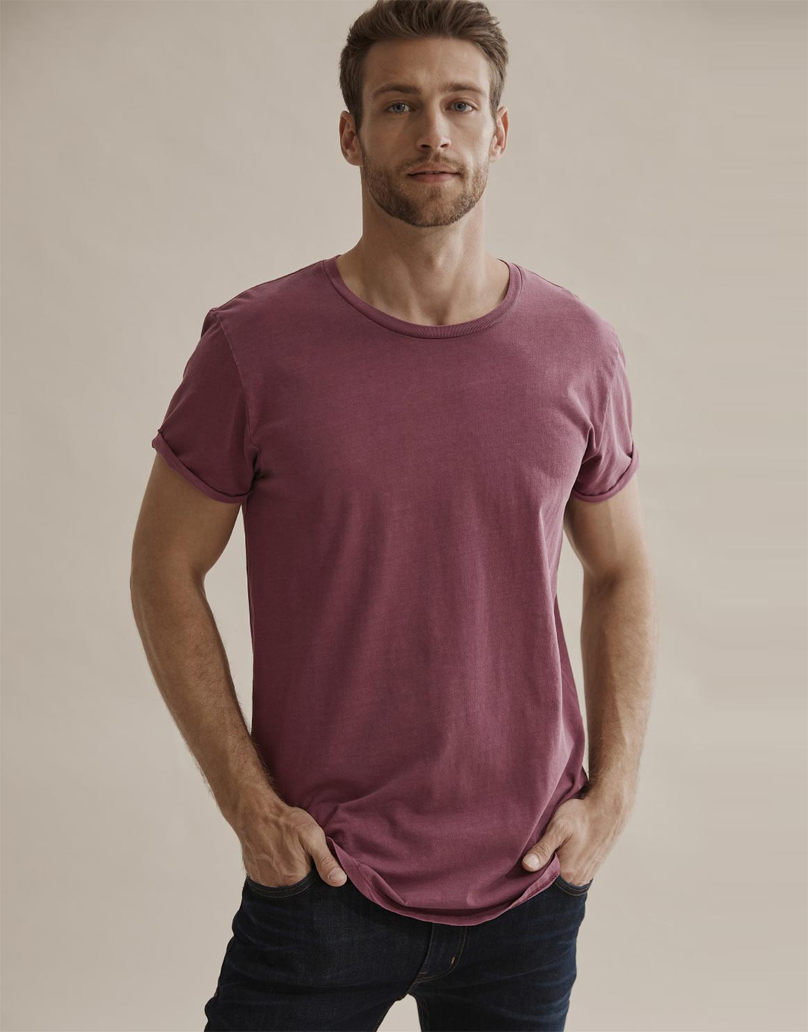 5a86ca8a0 COUNTRY ROAD Longline Garment Dye T-Shirt | Woolworths.co.za