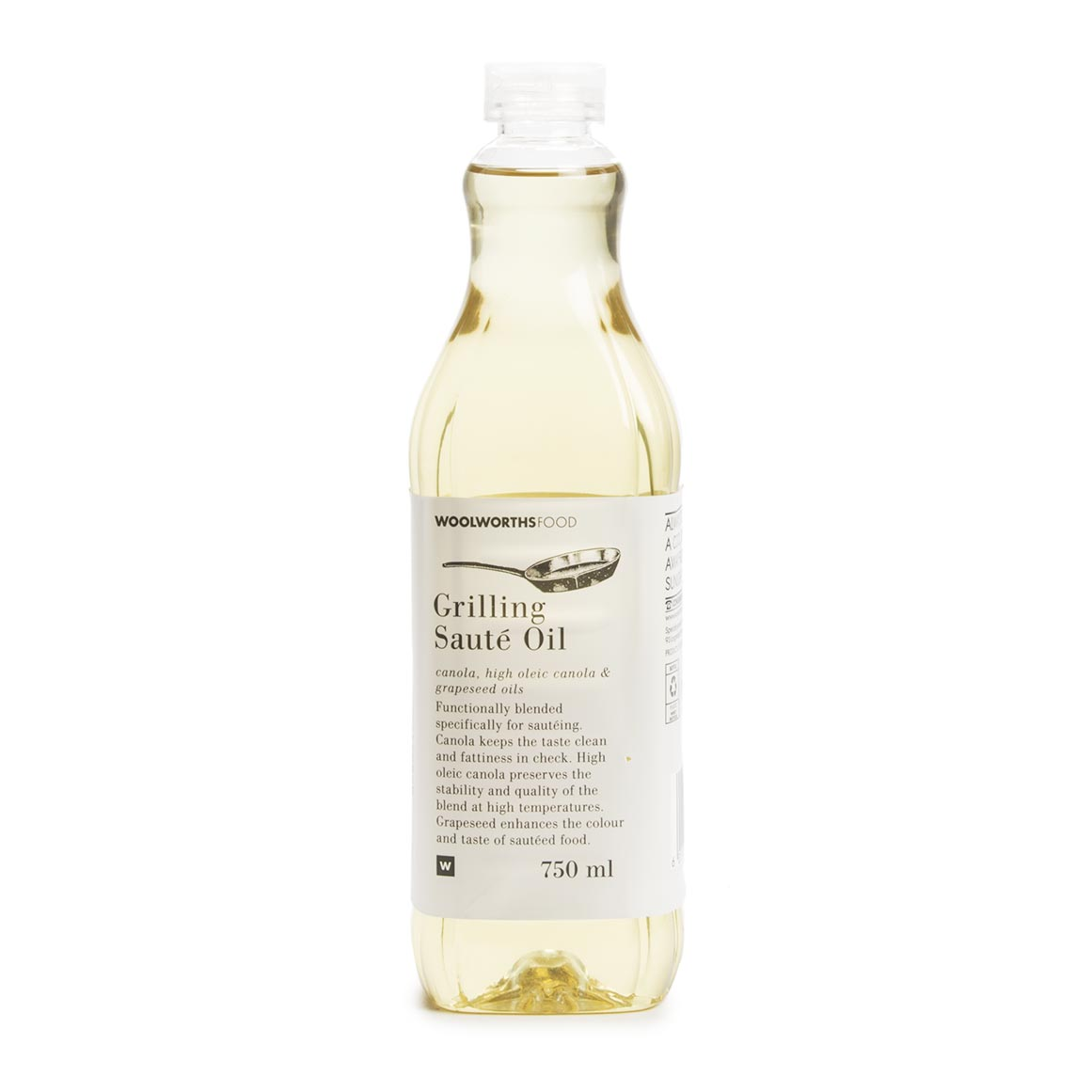 Grilling Sauté Oil 750ml | Woolworths co za