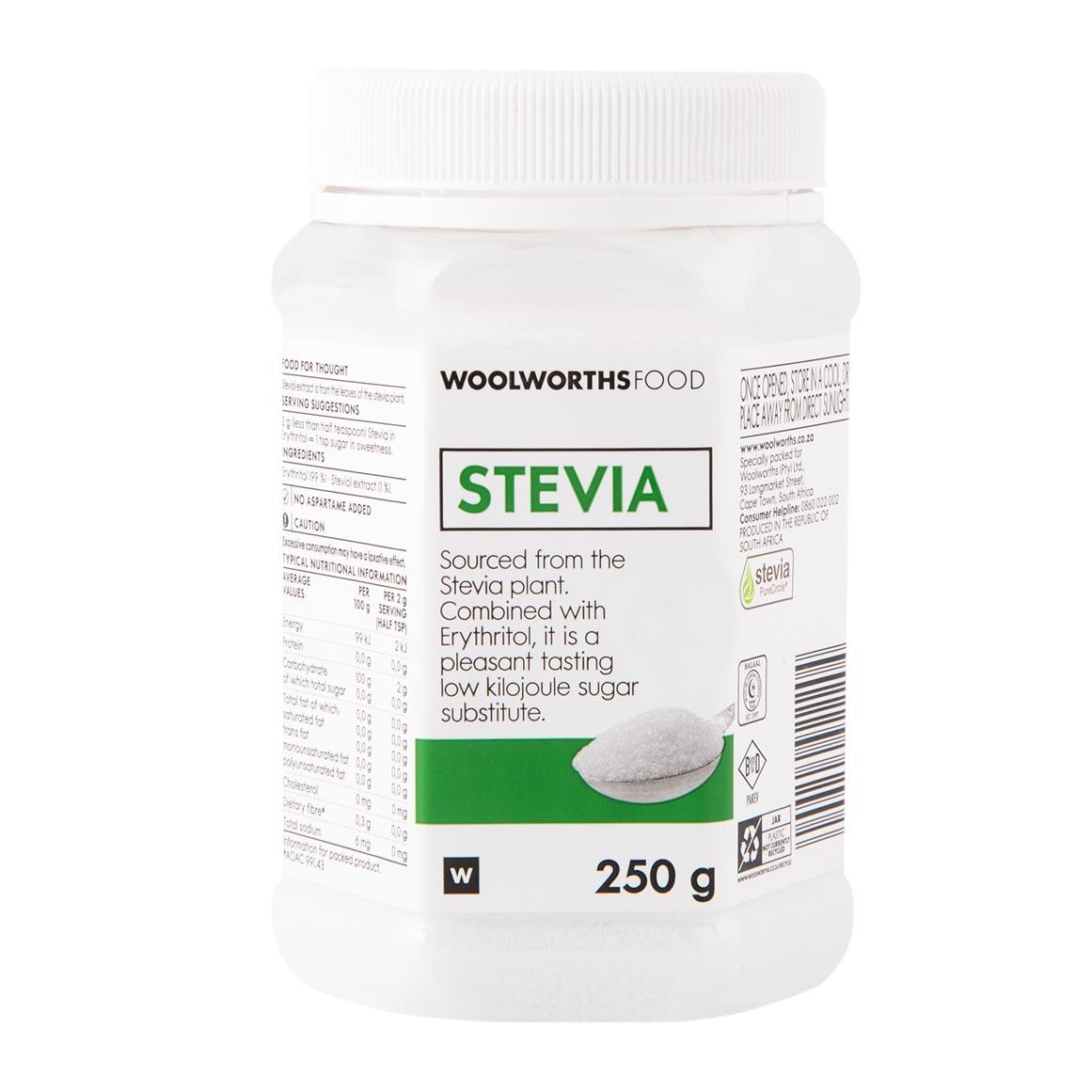 Stevia 250g Tropicana Slim