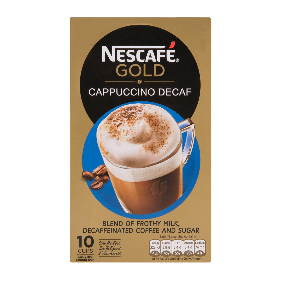 Food Home Clothing General Merchandise Nescafe Cappucino Caramel Nestle Pro 500gr Available Online