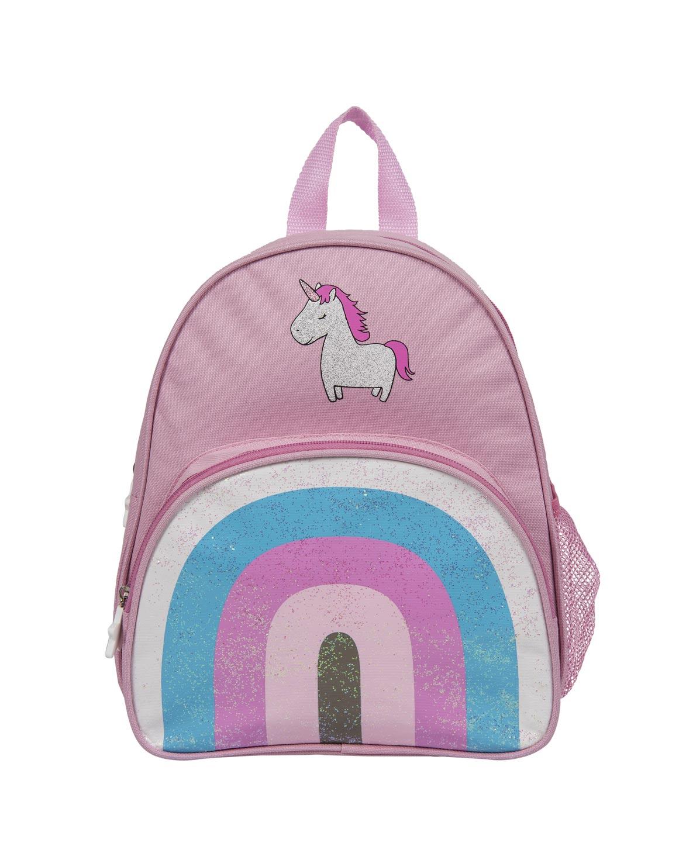 adaf44c9f949 Rainbow Glitter Backpack