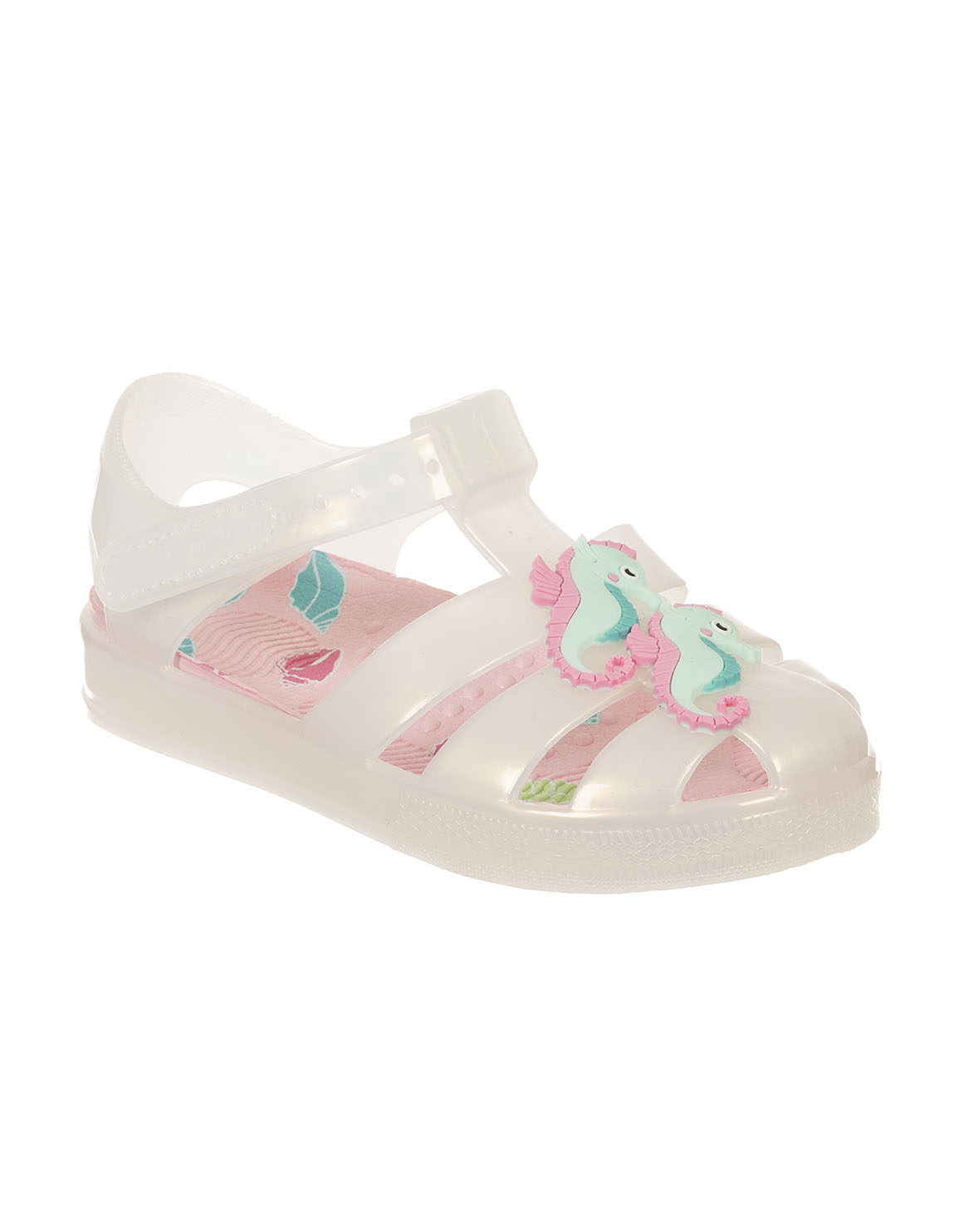 Pearlised Jelly Sandals (Size 4-13