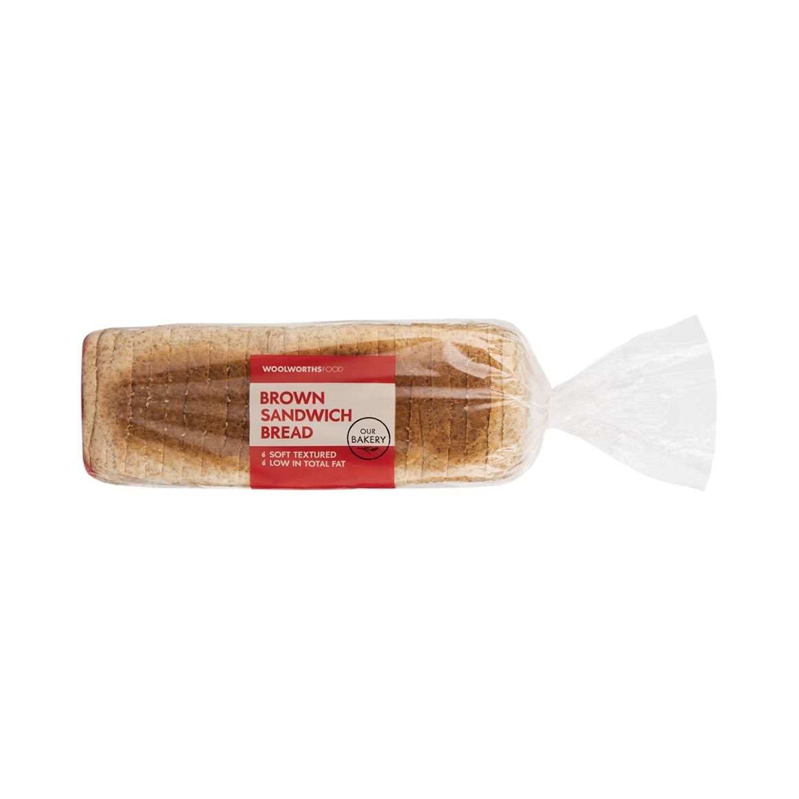Brown Sandwich Bread 700g Woolworths Co Za