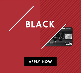 Our Black Credit Card Rewards You More